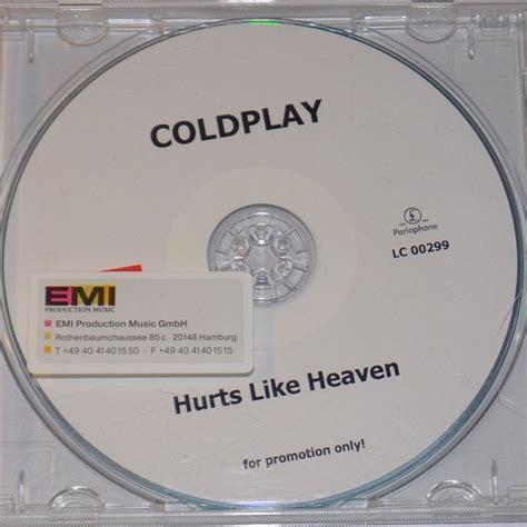 Coldplay Hurts Like Heaven Cd Single Promo Discogs