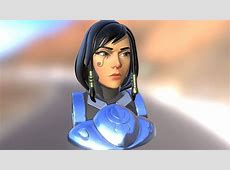 Pharah Overwatch Download Free 3D model by Antoine