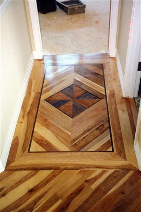 feature strips  medallion floor designs dc hardwood