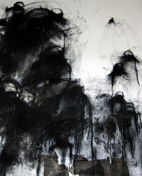 modern charcoal drawings artdoxa community for contemporary czekalinski