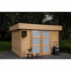 Abri De Jardin Toit Plat 10m2 : cabane de jardin bois toit plat odense ~ Nature-et-papiers.com Idées de Décoration