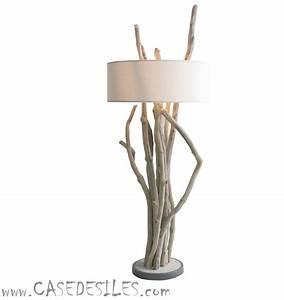 Lampe Chevet Bois Flotté : lampe bois flotte ~ Melissatoandfro.com Idées de Décoration
