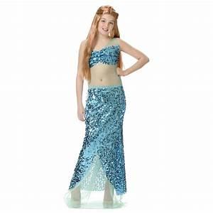 Deguisement De Sirene : d guisement fille princesse ariel ~ Preciouscoupons.com Idées de Décoration