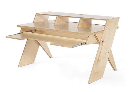 used studio desk for sale output platform platform by output assembly
