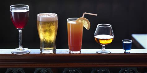 alcoholic drinks alcoholic drinks should come with calorie counts warns