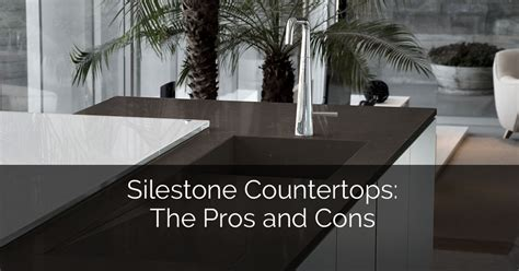 silestone countertops the pros cons home remodeling