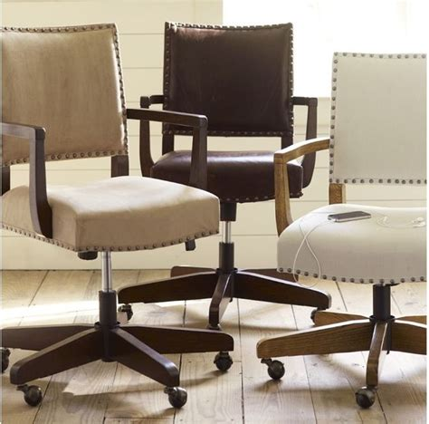manchester swivel desk chair contemporary office