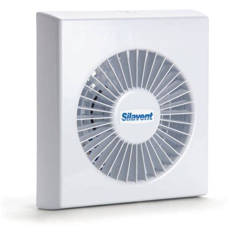 Silavent Sdf100blv Selv 100mm Axial Fan  Silavent Sdf100