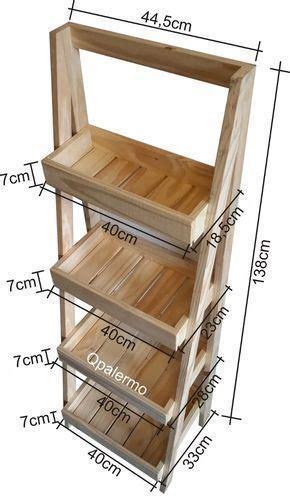 organizador cocina madera carpinteria en