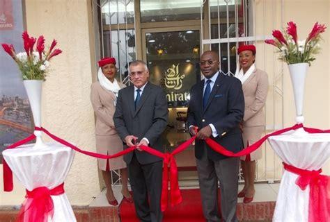 emirates bureau emirates innaugure nouveau bureau à conakry