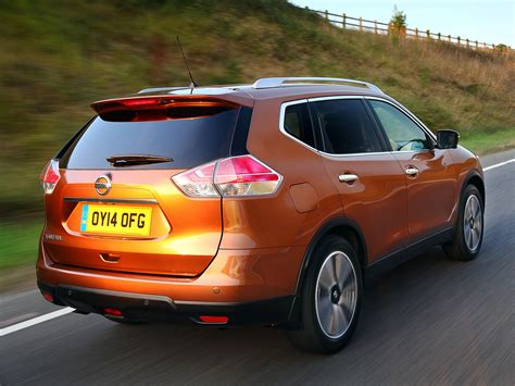 Nissan Car : Nissan X-trail Specs & Photos