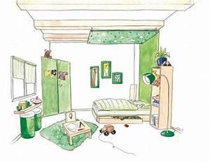 Meilleur Endroit Pour Placer Le Miroir En Feng Shui : des chambres feng shui pour tous les ges babybook ~ Premium-room.com Idées de Décoration