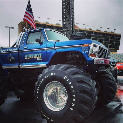 original bigfoot monster 17 best images about bigfoot retro truck on pinterest