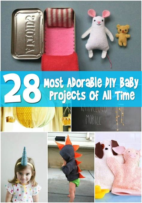 top   adorable diy baby projects   time diy