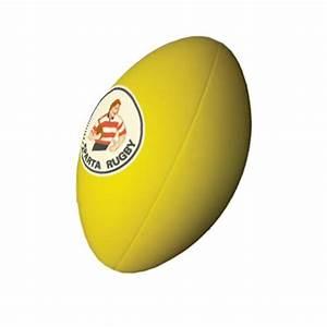 Jeux Anti Stress : ballon de rugby anti stress publicitaire ~ Melissatoandfro.com Idées de Décoration