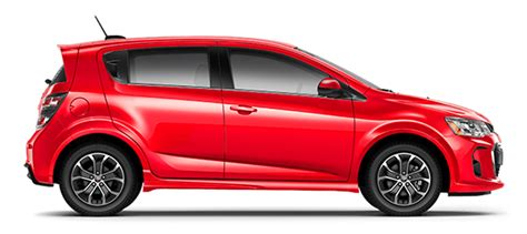 2017 Sonic Turbo by The 2017 Chevrolet Sonic Redefines