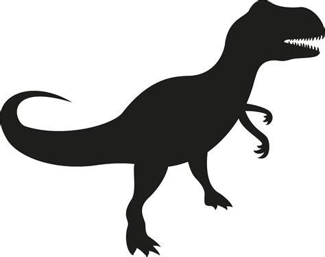 Black Clipart T Rex Pencil And In Color Black Clipart T Rex
