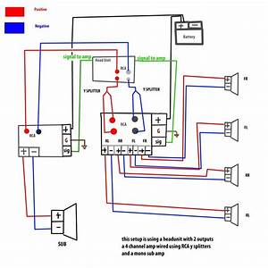 D99 Bose Lifestyle 5 Wiring Diagram