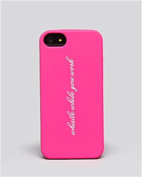iphone 5 kate spade kate spade new york iphone 5 5s whistle