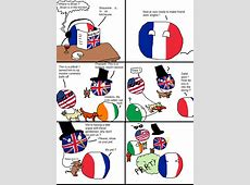Polandball » Polandball Comics » France learning english