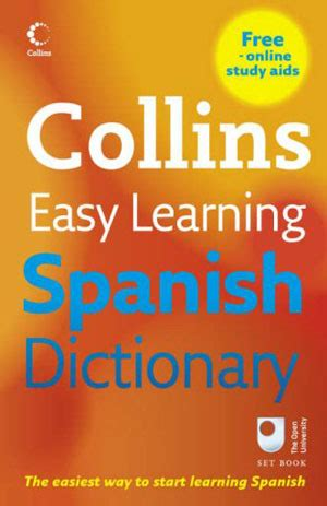 collins easy learning spanish dictionary  collins