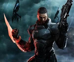 Commander Shepa... Mass Effect Shepard Quotes
