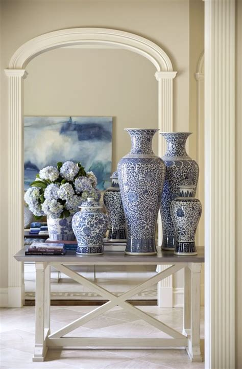 blue and white decor blue and white porcelain