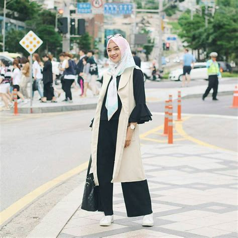 Rok Wanita Dewasa 81 Model Baju Lebaran 2018 Casual Modis Modern Elegan Muslim Model Baju Muslimah Batik