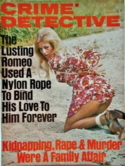 122 best detective magazines 60 s 80 s images on magazine covers detective and