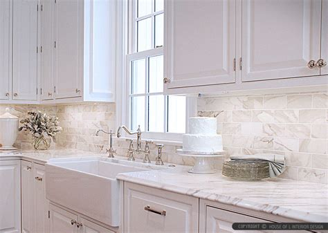calacatta gold subway tile and countertop ideas