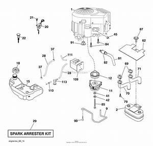 Riding Lawn Mower Electrical Diagram