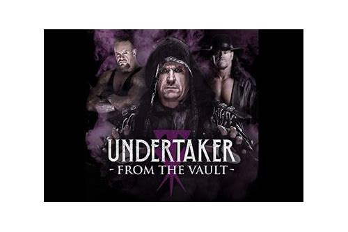 undertaker entry theam song download