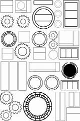 Building Coloring Droids Droid Sheets Own Star Wars Activity Build Steam Robot Littlebinsforlittlehands Printable Robots Colors sketch template