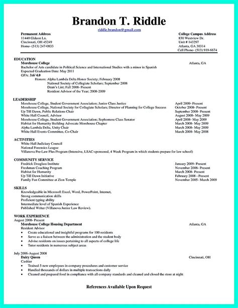 Current Nursing Student Resume by Current College Student Resume Is Designed For Fresh