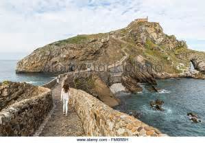 Bermeo Basque Country Spain San Juan Gaztelugatxe