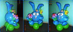 1000+ images about balloon easter decor on Pinterest