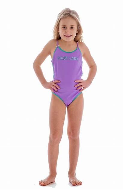 Swimsuit Piece Lady Swimwear Stars Swimsuits Kid