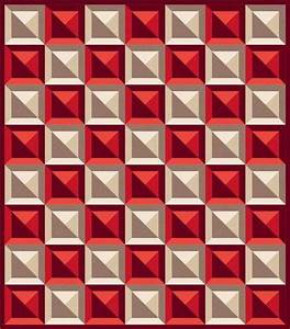 1000+ ideas about 3d Quilts on Pinterest Tumbling Blocks