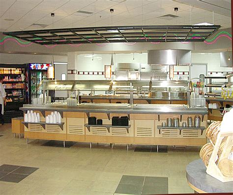 Corporate Cafeteria Restaurant Furniture, Buffet Steam ...