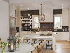 kitchen island bar stools pictures ideas tips from With kitchen colors with white cabinets with west virginia stickers