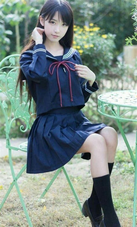 cute girl cute girls school girl japancute