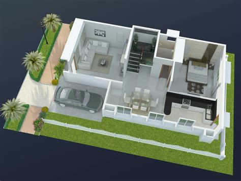 Home Design 60 X 40 : 20 X 40 Indian House Plans