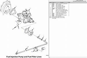65 Turbo Diesel Fuel Line Diagram