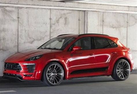 porsche macan  design picture  car news