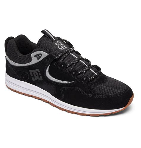 kalis lite slim s skate shoes adys100383 dc shoes