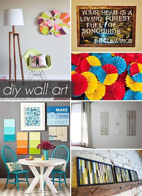 beautiful diy wall art ideas   home