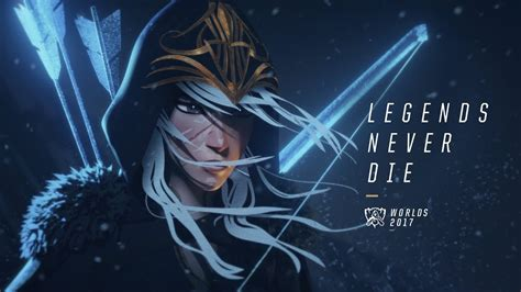 Legends Never Die (ft Against The Current)  Worlds 2017