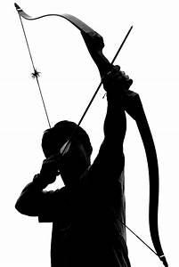 Bow and arrow archery clipart - Clipartix