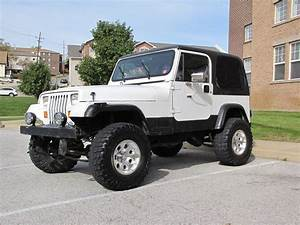 One Day At A Time  1992 Jeep Wrangler