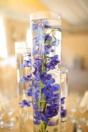 Sweet Table Vases by Diy Table Centerpiece Setup With Purple Flowers Inside A